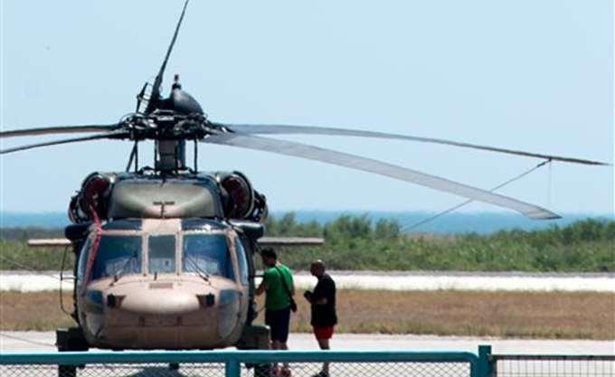 Συντριβή μη επανδρωμένου αεροσκάφους στη Ροδόπη
