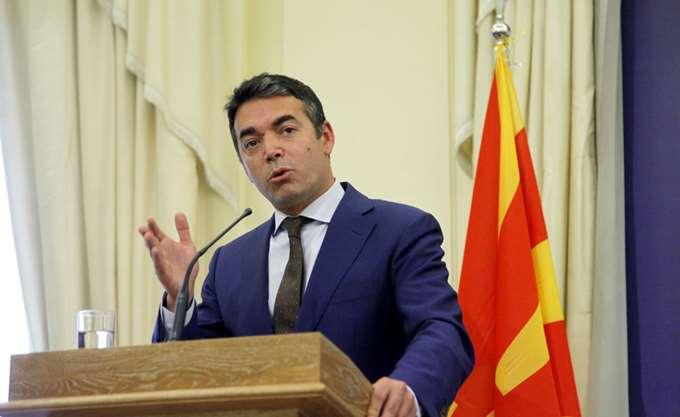 Ντιμιτρόφ: Μπαίνουμε στη διαδικασία να αλλάξουμε Σύνταγμα γιατί το θέλει η Ελλάδα