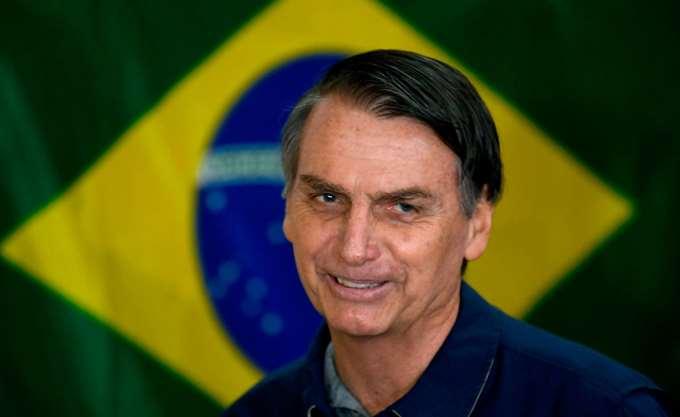 Μπολσονάρο: Η Βραζιλία θέλει ελεύθερο εμπόριο με όλο τον κόσμο, ασχέτως ιδεολογίας