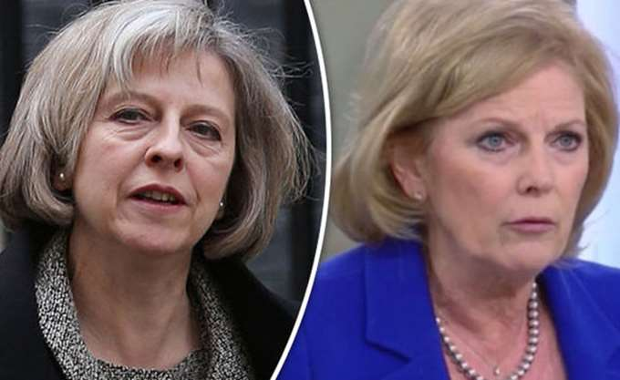 A. Soubry: Η May δεν έχει την αυτοδυναμία για να βγάλει τη Βρετανία από την ενιαία αγορά