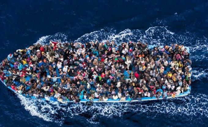 Μυτιλήνη: Προσεγγίζουν και πάλι τους 10.000 οι πρόσφυγες/μετανάστες
