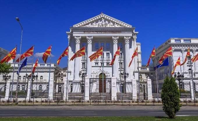 ΠΓΔΜ: Αντικυβερνητική διαδήλωση του VMRO-DPMNE στα Σκόπια