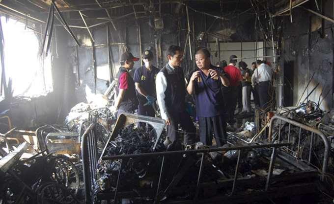 Πολύνεκρη πυρκαγιά σε νοσοκομείο της Ταϊβάν