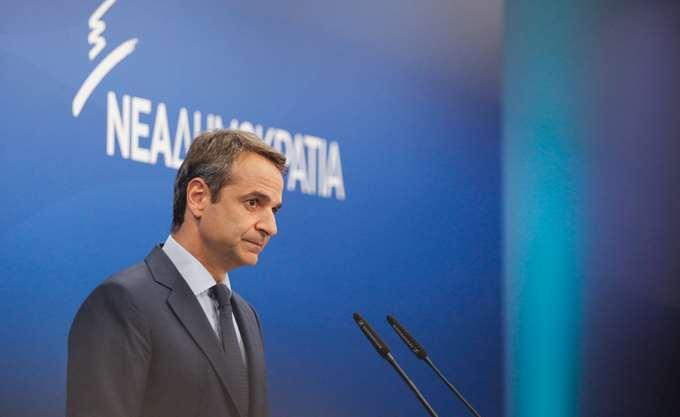 """Κ. Μητσοτάκης: """"Το χρωστάμε στη μνήμη του Θ. Αξαρλιάν να τελειώνουμε με την τρομοκρατία"""""""