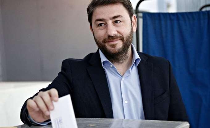 Κίνημα Αλλαγής: Ξανά υποψήφιος για την ευρωβουλή ο Νίκος Ανδρουλάκης