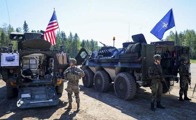 Εσθονία: Ολοκληρώθηκε η στρατιωτική άσκηση μεγάλης κλίμακας Siil 2018