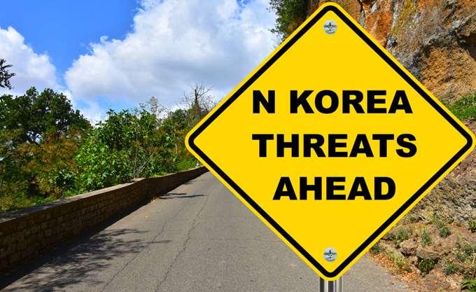 Η αυξημένη πιθανότητα ενός πολέμου με τη Β. Κορέα