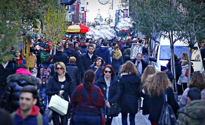 Δ. Αθηναίων: Μειώνονται προσωρινά κατά 50% τα δημοτικά τέλη στις επιχειρήσεις του Εμπορικού Τριγώνου