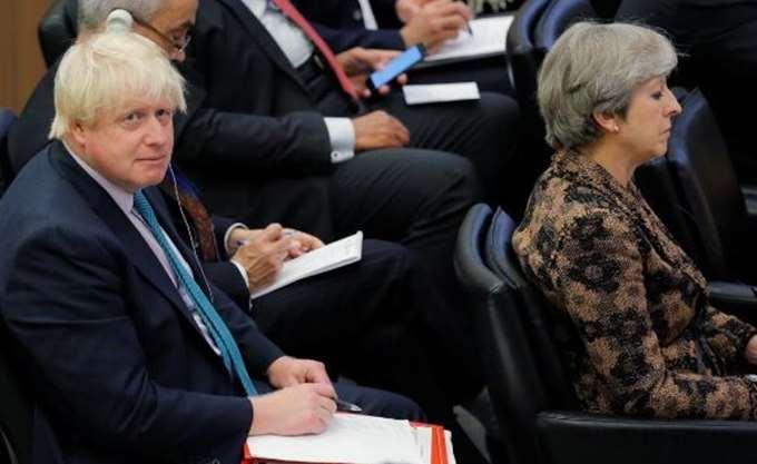 Βρετανία: Την εμπιστοσύνη της στον Τζόνσον επαναβεβαίωσε η Μέι
