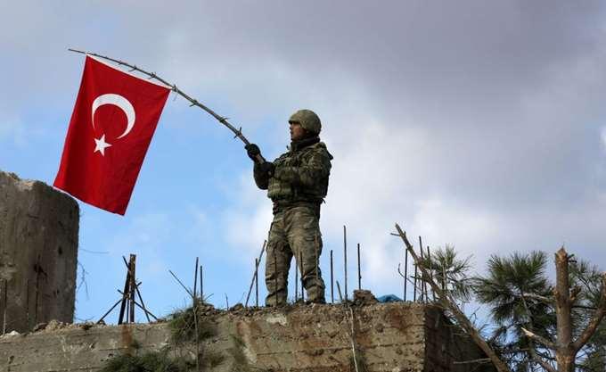 Νεκροί δύο Τούρκοι στρατιώτες από αυτοσχέδιο εκρηκτικό μηχανισμό