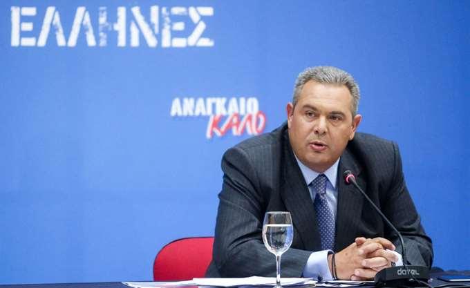 Η αναβάθμιση των διμερών σχέσεων στο επίκεντρο της συνάντησης των υπουργών Εθνικής Άμυνας Ελλάδας - Κατάρ