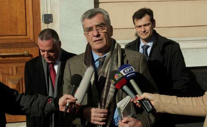 Επιστολή του δημάρχου Λέσβου σε Βίτσα και Τόσκα για τα επεισόδια