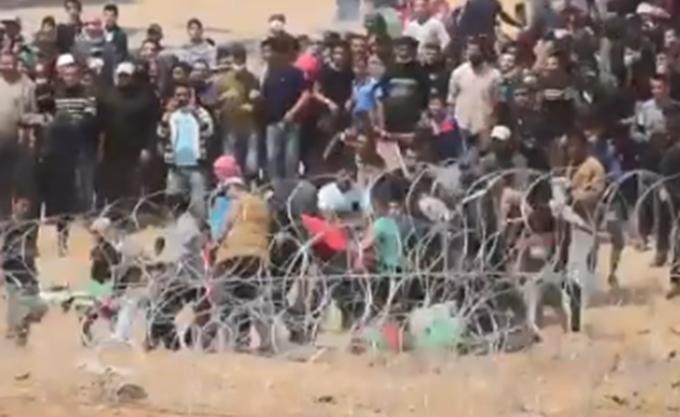 Νεκρή νεαρή Παλαιστίνια σε συγκρούσεις στα σύνορα Ισραήλ - Γάζας