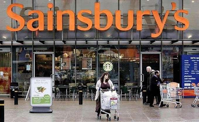 Πτώση 41% στα προ φόρων κέρδη της Sainsbury