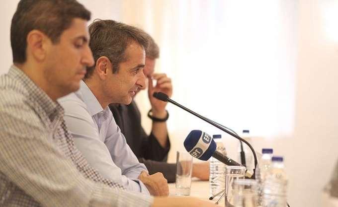 Κ. Μητσοτάκης: Όσο πιο γρήγορα φύγουν Τσίπρας-Καμμένος, τόσο καλύτερα για τη χώρα
