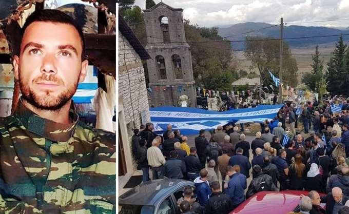 Ένταση στα σύνορα με την Αλβανία μετά το μπλόκο στο μνημόσυνο του Κατσίφα