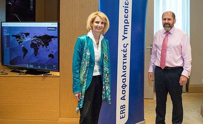 ERB Aσφαλιστικές Υπηρεσίες: Προστασία από τον κυβερνοκίνδυνο και GDPR συμμόρφωση σε ένα πρόγραμμα