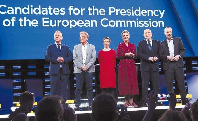 Guardian - Ευρωπαϊκές εκλογές: Τι διακυβεύεται στις έξι μεγαλύτερες χώρες