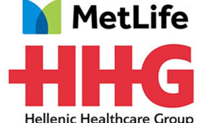 """Συμφωνία """"κορυφής"""" Hellenic Healthcare Group και MetLife για την Ελλάδα"""