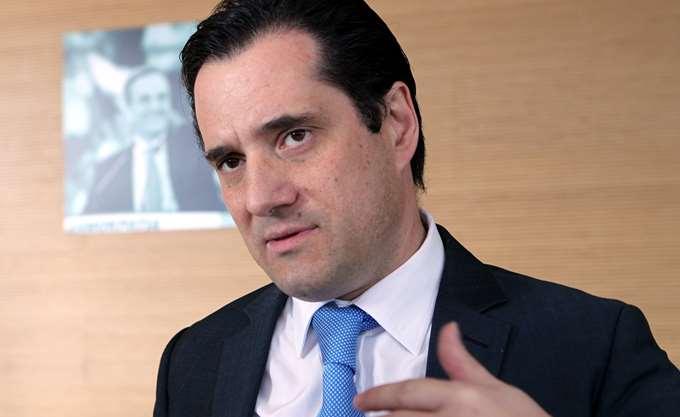 Α. Γεωργιάδης: Καμία κυβέρνηση δεν μπορεί να μείνει στην εξουσία χωρίς δεδηλωμένη