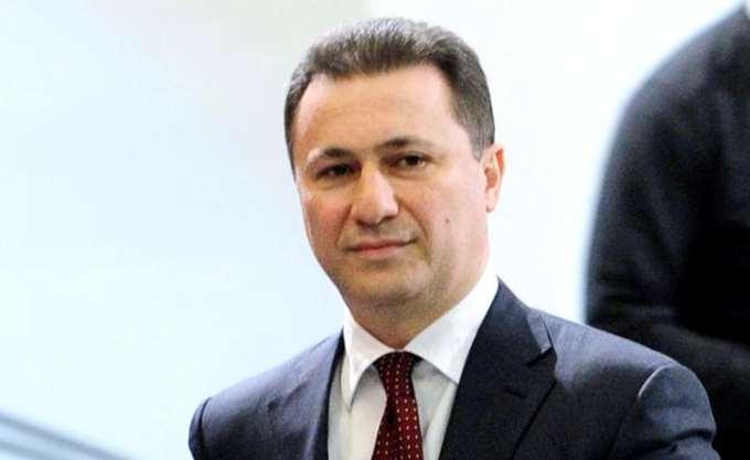 Μέσω Αλβανίας διέφυγε από την πΓΔΜ ο Γκρούεφσκι, με ουγγρική βοήθεια
