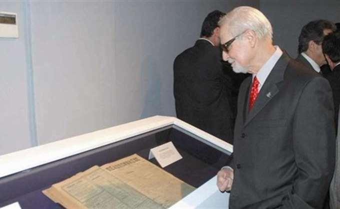"""Πέθανε ο επί 24 χρόνια εκδότης της ημερήσιας εφημερίδας """"Πελοπόννησος"""""""
