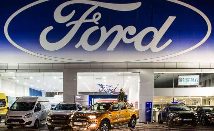 Η Ford χάνει το στόχο για τα κέρδη του 2017 και του 2018 -παρολ' αυτά πληρώνει έξτρα τους μετόχους της