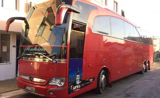 Ροδόπη: Έκρυψαν 6 μη νόμιμους μετανάστες σε χώρο στο κάτω μέρος λεωφορείου