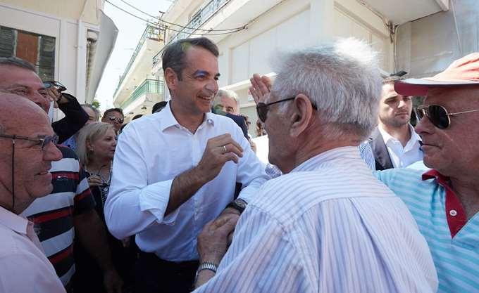 Κ. Μητσοτάκης: Εκλογές μία ώρα αρχύτερα, να τελειώνουμε πια
