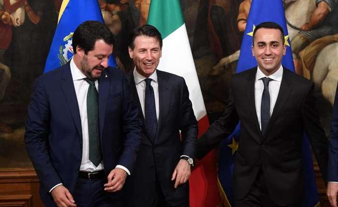 Ιταλία: Η κυβέρνηση επιμένει σε έλλειμμα 2,4% για το 2019 - Αψηφά τις συστάσεις της Κομισιόν