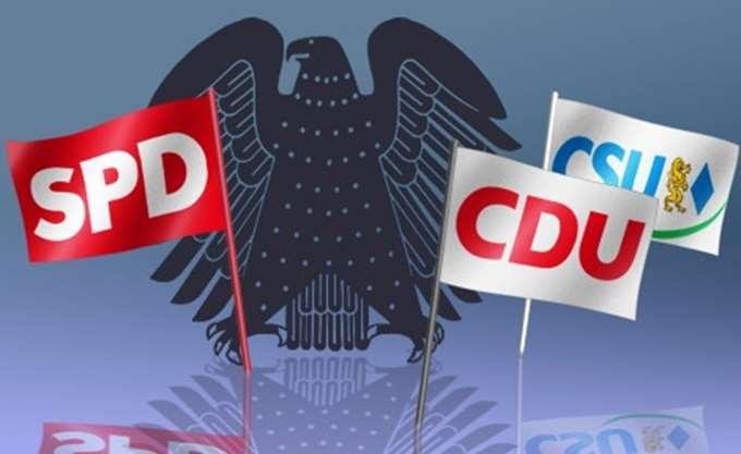 Γερμανία:Το 36% βλέπει πτώση του Μεγάλου Συνασπισμού