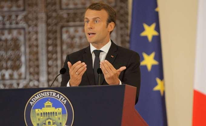 """Μόλις οι τρεις στους δέκα Γάλλους θεωρούν """"δίκαιη"""" την πολιτική Μακρόν"""