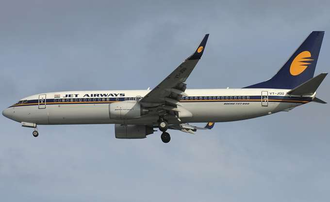 Διακόπτει κάθε δραστηριότητα η ινδική αεροπορική Jet Airways