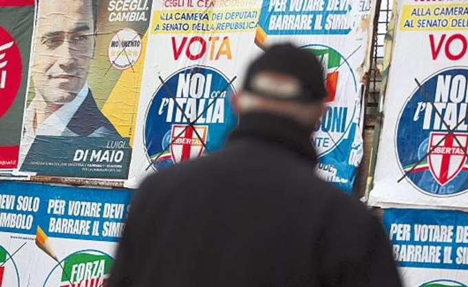 Ιταλία: Προς ανάθεση διερευνητικής εντολής