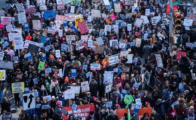 Οργή στη Γαλλία για την ομιλία του Ντόναλντ Τραμπ στο συνέδριο της NRA