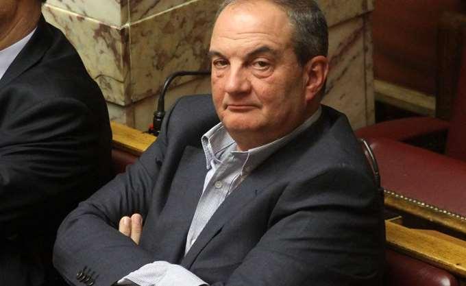 Στην ομιλία Μπακογιάννη παραπέμπει ο Καραμανλής για τη συμφωνία Τσίπρα-Ζάεφ