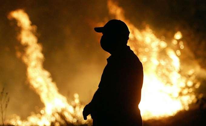 Κύπρος: Πυρκαγιά στο κρατικό δάσος της Πάφου