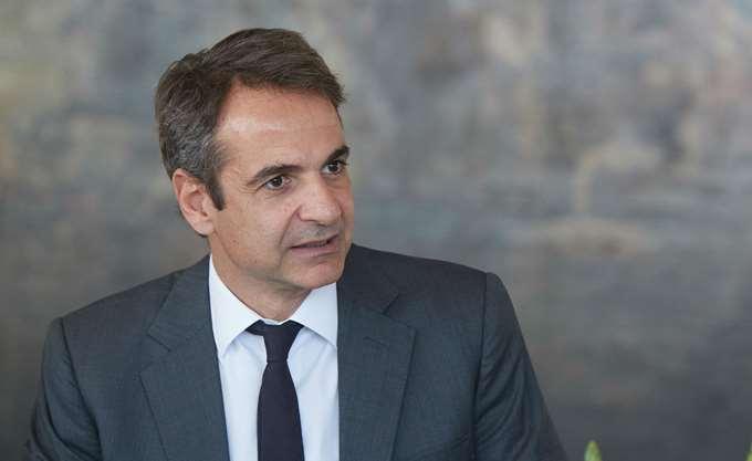 Κ. Μητσοτάκης: Η ΝΔ θα αλλάξει το θεσμικό πλαίσιο για το πανεπιστημιακό άσυλο