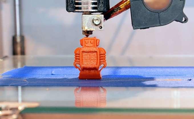 Εφευρέθηκε η πρώτη τεχνική που αλλάζει γρήγορα το χρώμα των τρισδιάστατα εκτυπωμένων αντικειμένων