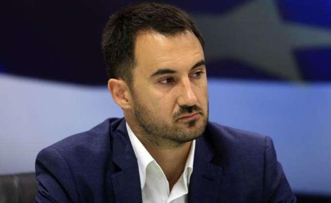 Χαρίτσης: Η Ελλάδα θα προχωρήσει στηριζόμενη στις δυνάμεις της