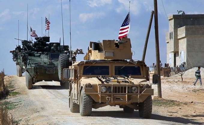 Συρία: Ο στρατός των ΗΠΑ έχει αρχίσει να αποσύρει μέρος του υλικού του -αξιωματούχος