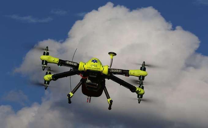 Η σύγκρουση αεροπλάνου με drone είναι χειρότερη από ό,τι με πουλί
