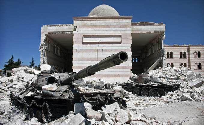 Πάνω από 100 πυραύλους εξαπέλυσαν οι ΗΠΑ στη Συρία