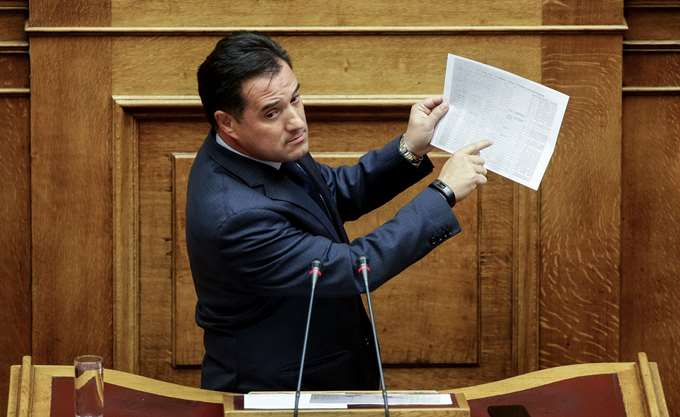 Α. Γεωργιάδης: Κίνητρο 150 εκατ. είχε ο Καμμένος για να μας παραπλανήσει