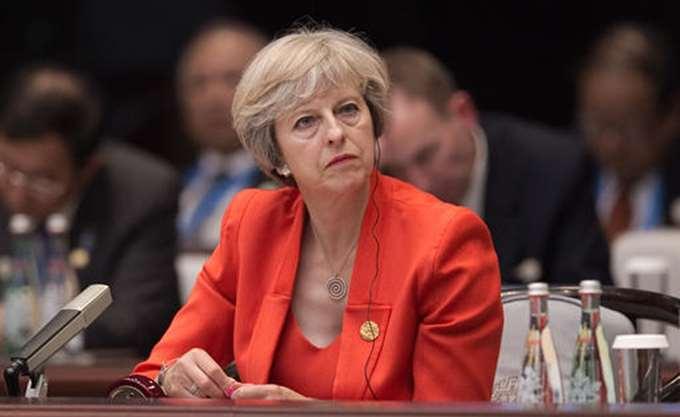 Μέι: Ή η συμφωνία μου ή καθόλου συμφωνία ή ακύρωση του Brexit