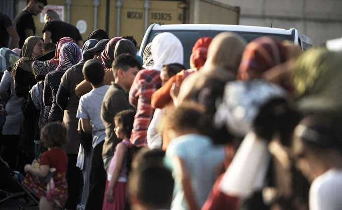 Μυτιλήνη: 230 πρόσφυγες αναχώρησαν για τον Πειραιά