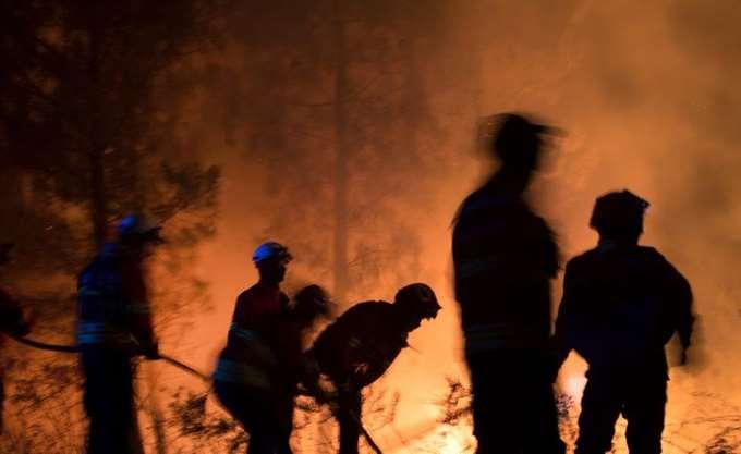 Πορτογαλία: Άνευ προηγουμένου κινητοποίηση δυνάμεων για την αποτροπή πυρκαγιών