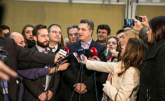 Α. Τζιτζικώστας: Με σκληρή δουλειά πήραμε το βραβείο της Ευρωπαϊκής Επιχειρηματικής Περιφέρειας για το 2018