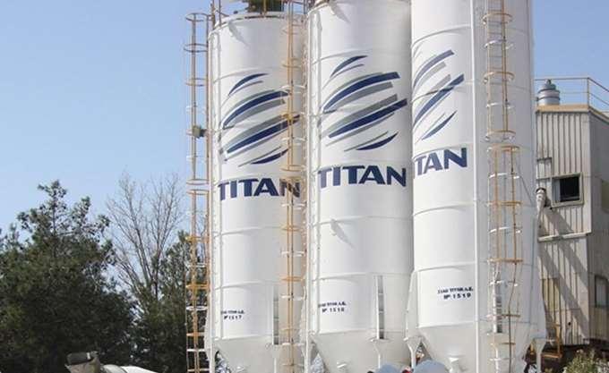 Τιτάν: Δωρεά 2.500 τόνων τσιμέντου για την πυρόπληκτη ανατ. Αττική