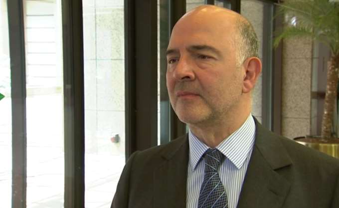 Μοσκοβισί: Έκκληση στο Eurogroup να λάβει τις απαραίτητες αποφάσεις για την επιτυχή ολοκλήρωση του ελληνικού προγράμματος